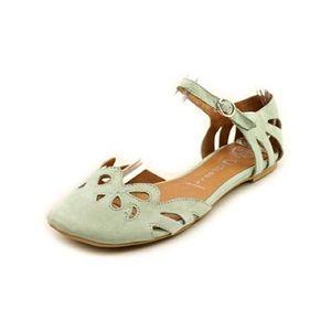 Jeffrey Campbell Cinda cut out summer sandals 9